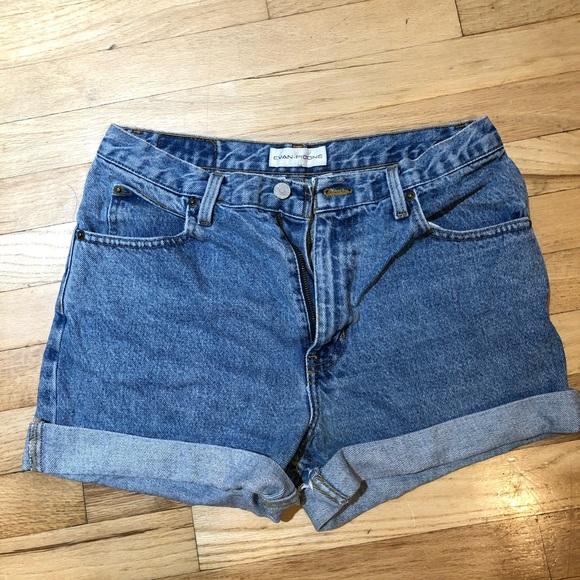 Evan Picone Pants - Denim shorts size 8